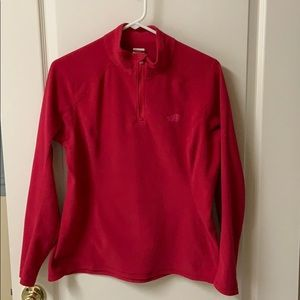 Fleece quarter zip